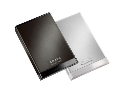 Жесткий диск ADATA NH13 2TB, черный, вид 2