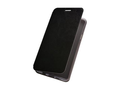 Чехол для смартфона SkinBox Lux для Samsung Galaxy A7 (2016) черный, вид 1