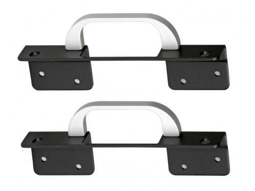 Серверный аксессуар Rackmount kit Сhenbro 84H210510-004 (2x handles w/ ears, для SR105 / SR209 / SR112), вид 1