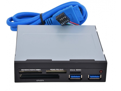 Устройство для чтения карт памяти GINZZU GR-152UB (3.5