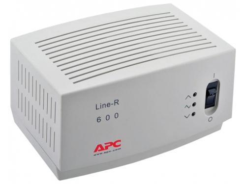 Стабилизатор напряжения APC by Schneider Electric Line-R LE600I, вид 1