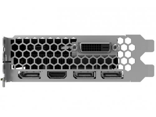 Видеокарта GeForce Palit GeForce GTX 1070 1506Mhz PCI-E 3.0 8192Mb 8000Mhz 256 bit DVI HDMI HDCP (PA-GTX1070 Dual 8G), вид 4