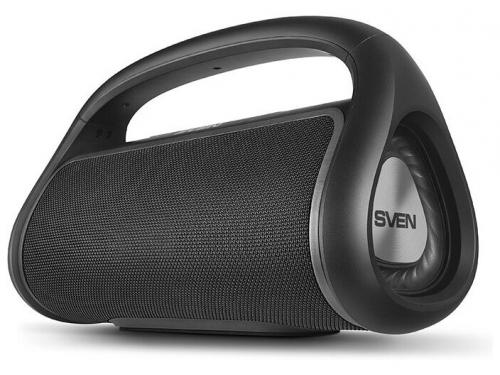 Портативная акустика Sven PS-350 черный, вид 1