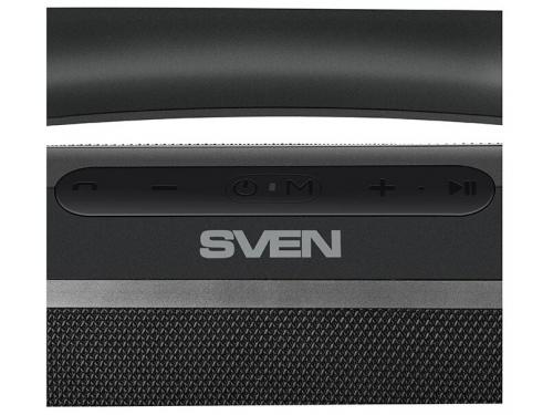 Портативная акустика Sven PS-350 черный, вид 6