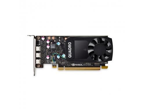 Видеокарта GeForce PNY Nvidia Quadro P400 DVI (VCQP400DVIV2-PB), вид 1