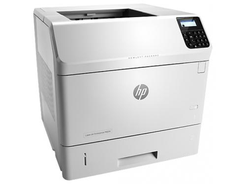 Лазерный ч/б принтер HP LaserJet Enterprise M604DN, вид 2