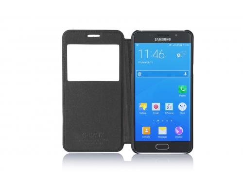 Чехол для смартфона G-case Slim Premium для Samsung Galaxy A5 (2016) черный, вид 1