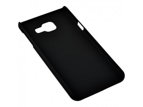 Чехол для смартфона SkinBox для Samsung Galaxy Note 5 (4people), чёрный, вид 2