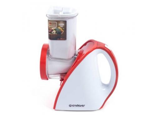 Измельчитель Endever Skyline Sigma-06, красно-белый, вид 1