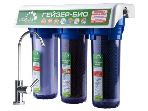 Фильтр для воды Гейзер Био 332 (для очистки свержесткой воды), вид 1