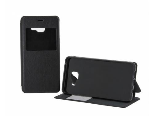 Чехол для смартфона Time для Samsung Galaxy A7 (2016), чёрный, вид 1