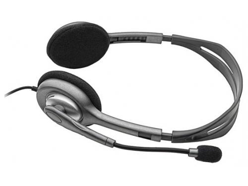 Гарнитура для ПК Logitech Stereo Headset H111, вид 1