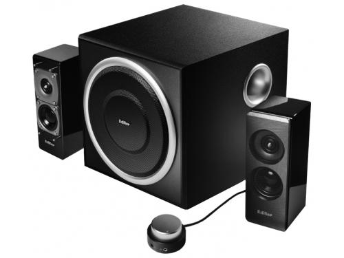 Компьютерная акустика Edifier S330D, черная, вид 1