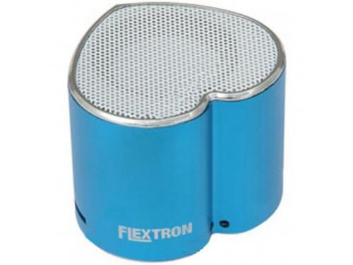 Портативная акустика Flextron F-CPAS-328B1-BL, синяя, вид 1