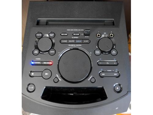 Музыкальный центр Sony HCD-GT3D (центральный блок со встроенным сабвуфером), вид 2