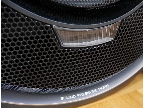 Музыкальный центр Sony HCD-GT3D (центральный блок со встроенным сабвуфером), вид 4