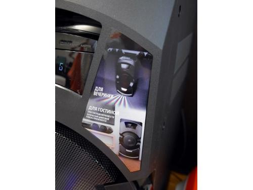 Музыкальный центр Sony HCD-GT3D (центральный блок со встроенным сабвуфером), вид 5