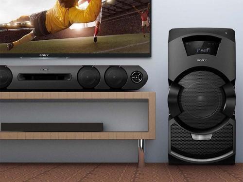 Музыкальный центр Sony HCD-GT3D (центральный блок со встроенным сабвуфером), вид 9