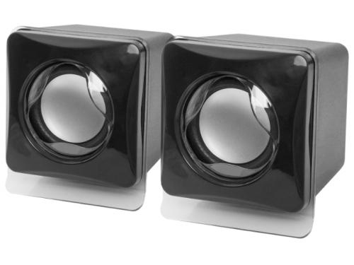 Компьютерная акустика Defender SPK 35, черная, вид 1