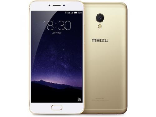 Смартфон Meizu MX6 4/32GB, серый, вид 4
