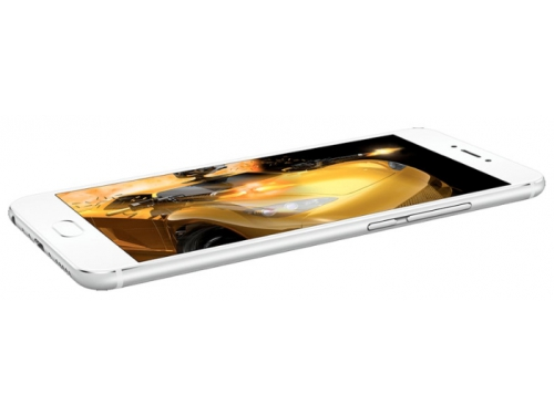 Смартфон Meizu MX6 4/32GB, серебристый, вид 1