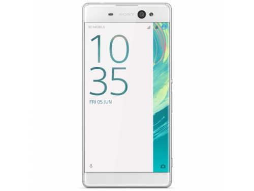 Смартфон Sony Xperia XA Ultra, белый, вид 1
