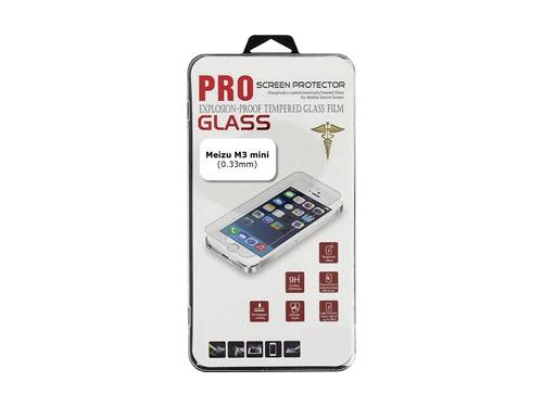 Защитное стекло для смартфона Glass PRO для Meizu  M3s/M3 mini 0.33 mm, вид 1