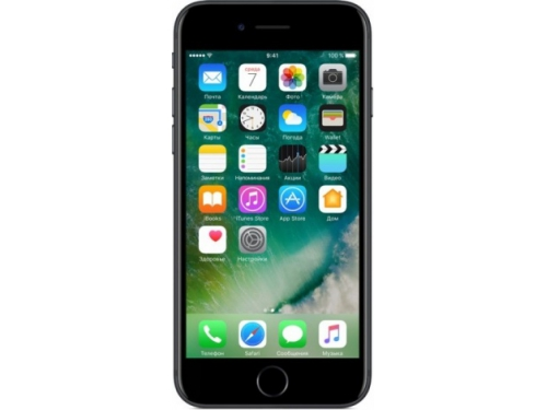 Смартфон Apple iPhone 7 256Gb, Black (MN972RU/A), вид 1