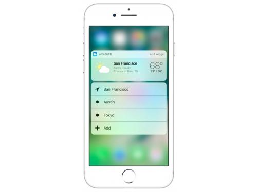 Смартфон Apple iPhone 7 128Gb, Silver (MN932RU/A), вид 1