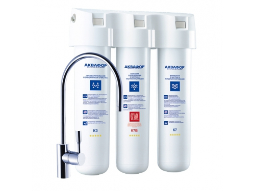Фильтр для воды Аквафор Кристалл Эко (модификация A), вид 1