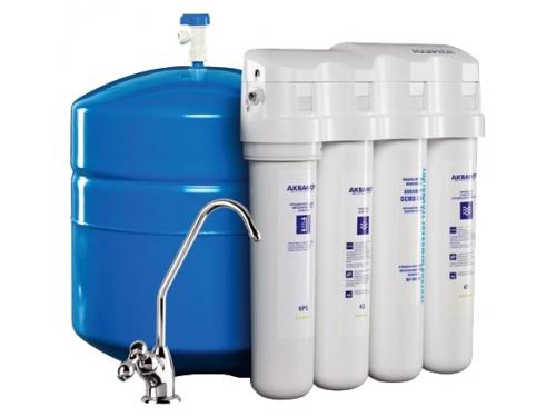 Фильтр для воды Аквафор ОСМО-Кристалл-050-4, вид 1