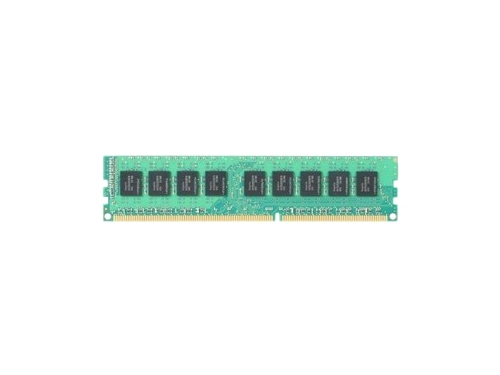 Модуль памяти Kingston 4Gb 1600MHz ECC CL11 SR x8 w/TS KVR16E11S8/4, вид 1