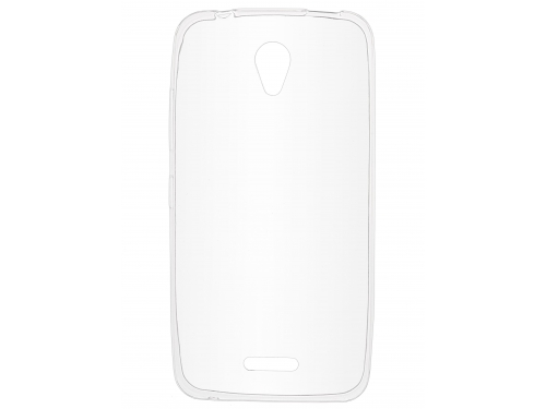 Чехол для смартфона Накладка skinBOX slim silicone для Lenovo A1010/A2016, прозрачный, вид 1