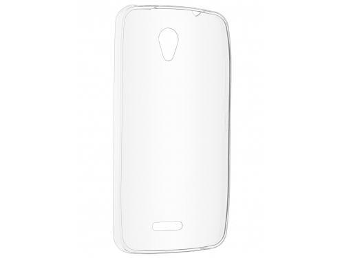 Чехол для смартфона Накладка skinBOX slim silicone для Lenovo A1010/A2016, прозрачный, вид 2