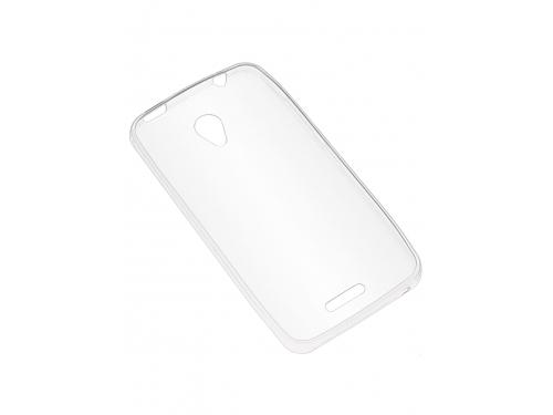 Чехол для смартфона Накладка skinBOX slim silicone для Lenovo A1010/A2016, прозрачный, вид 3