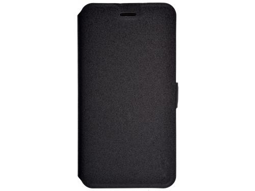 Чехол для смартфона Prime book чехол-книжка для Asus Zenfone 3 ZC520KL, черный, вид 1