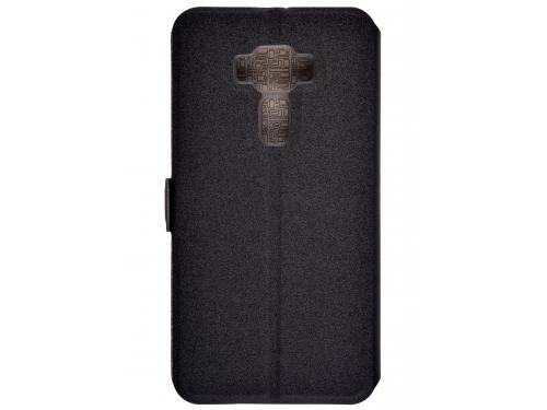 Чехол для смартфона Prime book чехол-книжка для Asus Zenfone 3 ZC520KL, черный, вид 2
