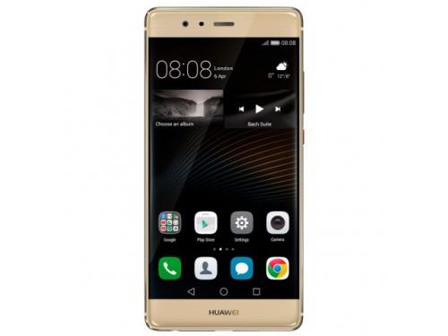 Смартфон Huawei P9 32Gb EVA-L19, золотистый, вид 3