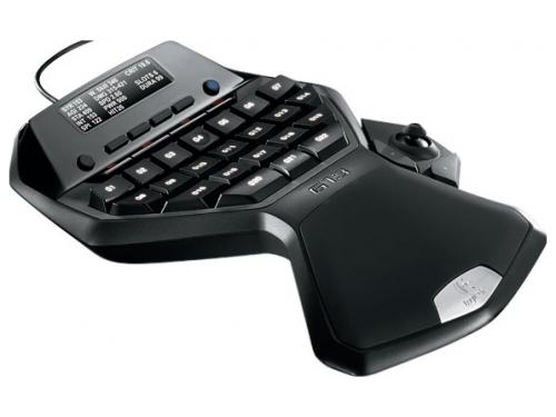 Клавиатура Logitech G13 Advanced Gameboard Black USB, вид 3