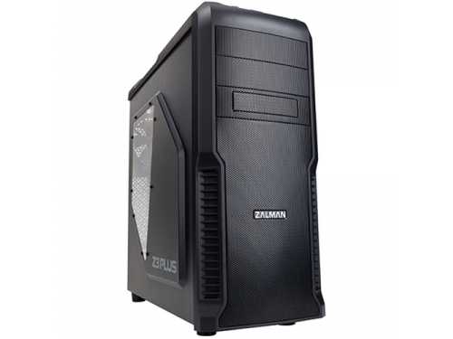 Корпус Zalman Z3 Plus Black, вид 1