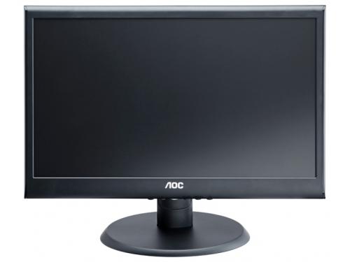 Монитор AOC e2050Sw Black, вид 1