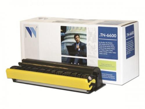 Картридж NV Brother TN-6600, вид 1