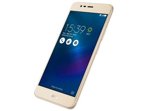 Смартфон Asus ZenFone 3 Max ZC520TL-4G021RU, золото, вид 1