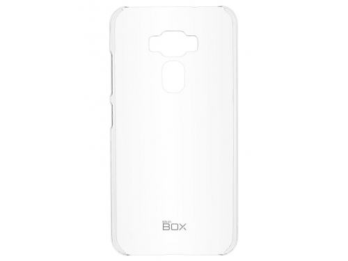 Чехол для смартфона SkinBOX 4People Crystal для Asus Zenfone 3 ZE520KL, прозрачный, вид 1