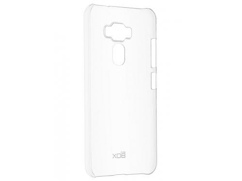 Чехол для смартфона SkinBOX 4People Crystal для Asus Zenfone 3 ZE520KL, прозрачный, вид 2