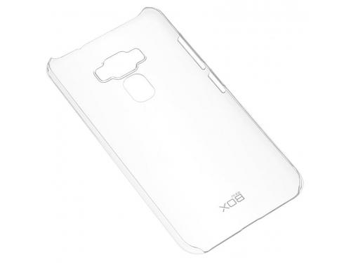 Чехол для смартфона SkinBOX 4People Crystal для Asus Zenfone 3 ZE520KL, прозрачный, вид 3