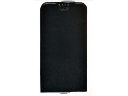 Чехол для смартфона SkinBOX Samsung Galaxy J3 (2016) (черный), вид 1