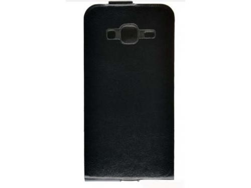 Чехол для смартфона SkinBOX Samsung Galaxy J3 (2016) (черный), вид 2