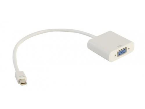 Кабель (шнур) VCOM Mini DisplayPort - VG белый, вид 1