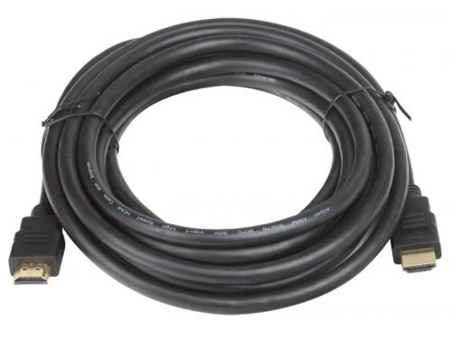 Кабель (шнур) Кабель HDMI 19M/M V1.4+3D, 5m, TV-COM, вид 1